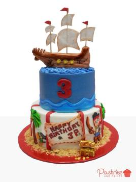 Kids Cakes - Jake and the Neverland Pirates
