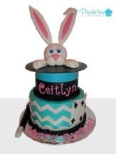 Kids Cakes - Magic Trick Cake