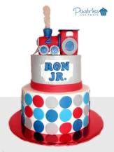 Kids Cakes - Train Cake
