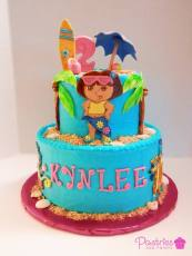 Kids Cakes - Dora the Explorer