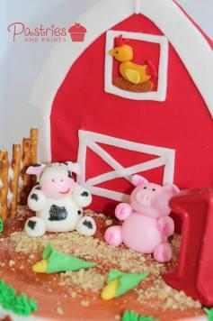 Kids Cakes - Farm Cakes
