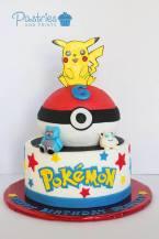 Kids Cake - Pokemon Cake