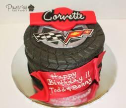 Kids Cakes - Car Cake